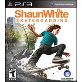 Shaun White Skateboarding-new
