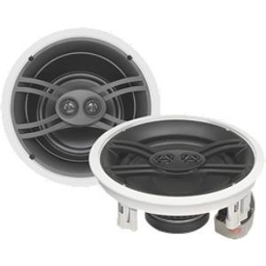 "Yamaha NS-IW280CWH 6.5"" 3-Way In-Ceiling Speaker System (White)"