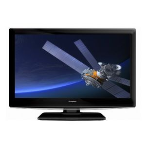 iSymphony LC24IF56 24-inch 1080p LCD TV - Black