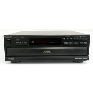 Panasonic SL-PD346 Compact Disc Changer w/ Multi Stage Noise Shaping
