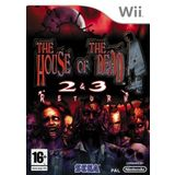 House of the Dead 2 & 3 Return Wii Game SEGA