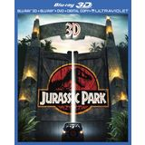 Jurassic Park 3D (3D Blu-ray + Blu-ray + DVD + Digital Copy + UltraViolet)
