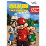 Alvin & Chipmunks:Chip-Wrecked