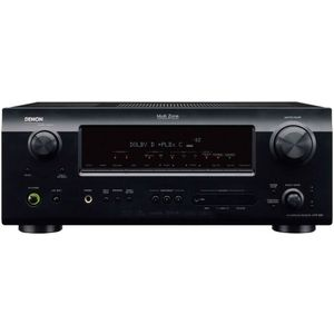 Denon AVR-689 560-Watt 7.1 Channel Home Theater Receiver