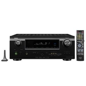 Denon AVR590 5.1-Channel Home Theater Receiver