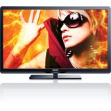 Philips 50PFL3707/F7 50-Inch 60 Hz  LCD TV with Digital Crystal Clear Engine, 3 HDMI, USB and VGA input, and SRS TruSurround - Black