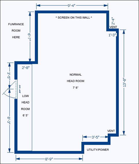 Challenging room layout help avs forum home theater for Room layout help