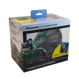 Panasonic TY-EW3D2MMK2 Ultimate 3D Starter Kit (Avatar 3D + 2 Rechargeable Glasses)