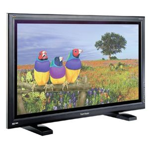 ViewSonic VPW425 42 inch Plasma Flat-Panel HD-Ready TV