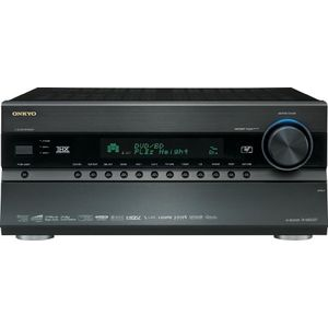 Onkyo TX-NR5007 145 Watts 9.2-Channel AV Surround Home Network Receiver (Black)