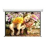 AccuScreens Manual Screen - projection screen - 120 inch