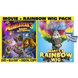 Madagascar 3:  Europe's Most Wanted [Blu-ray]