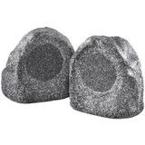 OSD Audio RX540 Compact Rock Speaker - Pair (Grey)