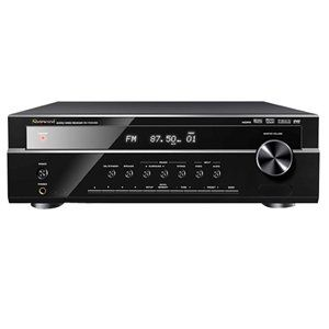 SHERWOOD AMERICA, INC., Sherwood RD-7405 A/V Receiver (Catalog Category: Consumer Electronics / A/V Receivers & Amplifiers)