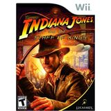 Indiana Jones and the Staff of Kings Wii Game LUCASARTS