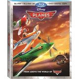 Planes (Three-Disc 3D Blu-ray / 2D Blu-ray / DVD + Digital Copy)