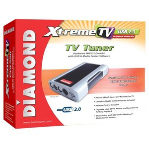 Diamond XtremeTV PVR660 USB TV Tuner with Remote Control ( PVR660RCUSB )