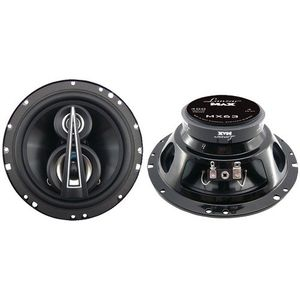 "New- LANZAR MX63 3-WAY TRIAXIAL SPEAKERS (6.5""; 200W)"