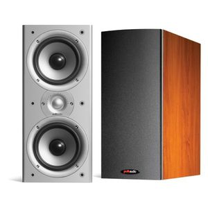 Polk Audio Monitor 40 AM4022-A 2-Way Bookshelf Speakers (Pair, Cherry)