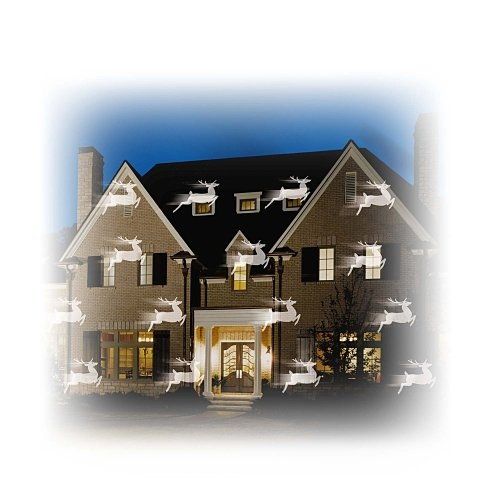 Outdoor Holiday Decoration Light Display Projector by Collectibles ...