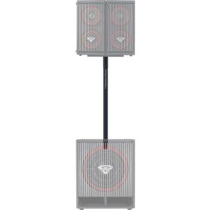 Cerwin Vega Pro CVPOLE-1A Adjustable Telescoping Speaker Pole