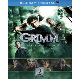 Grimm: The Complete Second Season (Blu-ray + UltraViolet) (Widescreen)