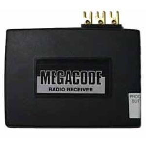 Linear MDR Megacode System Single Channel Receiver
