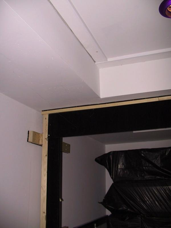 Opinions On Soffit Size In Small Room Avs Forum Home