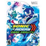 Sonic Riders: Zero Gravity BRAND NEW Nintendo Wii Game