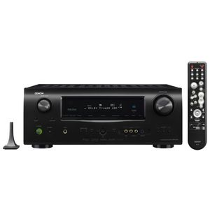 Denon AVR1910 7.1-Channel Multi-Zone Home Theater Receiver with 1080p HDMI Connectivity