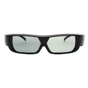 Sharp AN3DG20B 3D Glasses, Black (Single)