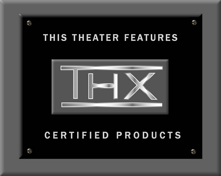 I made dolby dts and thx signs for my home theater avs - Home cinema thx ...