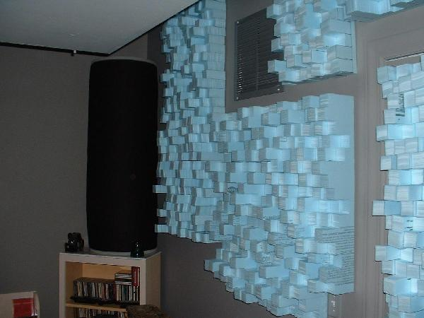 how to diy bass trap avs forum home theater. Black Bedroom Furniture Sets. Home Design Ideas