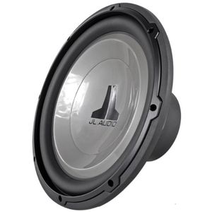 "Brand New JL Audio 12W1V2-4 12"" 600 Watt Peak / 300 Watt RMS 4 Ohm Car Subwoofer with Metallic-Finish Polypropylene Cone"