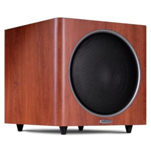 Polk Audio PSW110 10-Inch Powered Subwoofer (Single, Cherry)