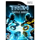 Tron: Evolution - Battle Grids Wii Game Disney