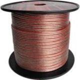 AVOX Clear Speaker Wire 14GA 100FT