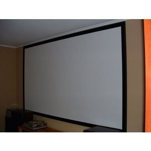 "110""x200"" Blackout Fabric for DIY Projector Screen"