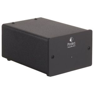 Pro-Ject Phono Box SE II MM/MC Phono Preamplifier in Black