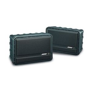 Bose 151 Environmental Speaker Pair with Brackets (Black)