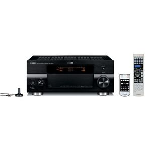 Yamaha RX-V3900BL 7.1-Channel Network Home Theater Receiver (Black)