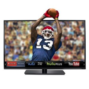 VIZIO E420D-A0 42-inch LED Smart 3D HDTV