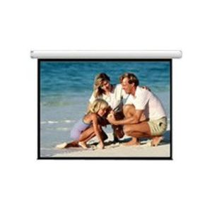 Accuscreen 800007 119-Inch HDTV Electric Screens with Infrared Remote and Inline Control