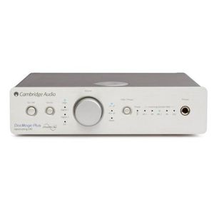 Cambridge Audio Azur DacMagic Plus Digital to Analogue Convert, Silver
