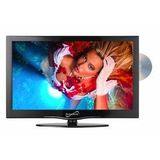 "SC-1912 19"" 720p 1366 x 768 1000:1 LED HDTV Built-in DVD Player/ ATSC & NTSC System"