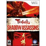 Tenchu: Shadow Assassins Wii Game UBISOFT