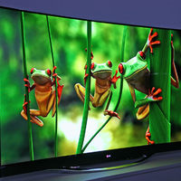 These frogs look freaky on the LG 55EB9600 OLED TV