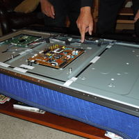 Panel replacement by Geek Squad