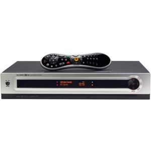 TiVo TCD648250B Series3 HD Digital Media Recorder