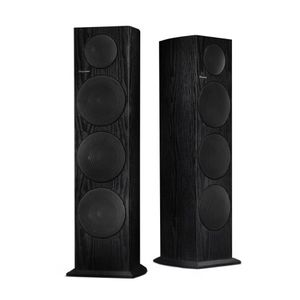 Pioneer SP-FS51-LR Floorstanding Loudspeakers (Black, Pair)